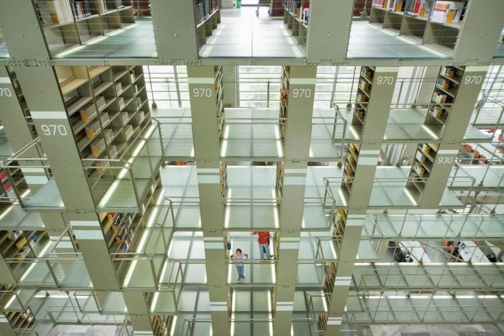 bibliotecas - vasconcelos mexico