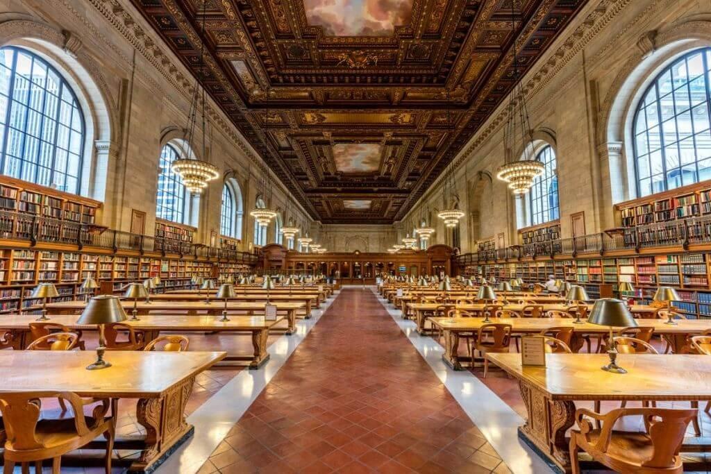 bibliotecas - new york
