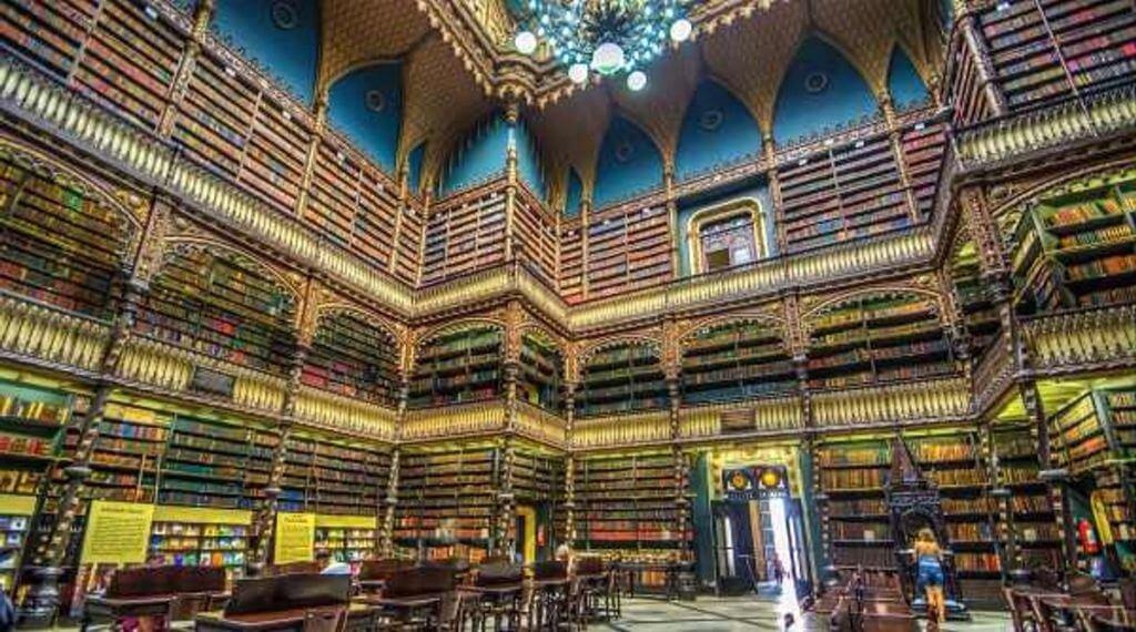 bibliotecas - real gabinete portugues