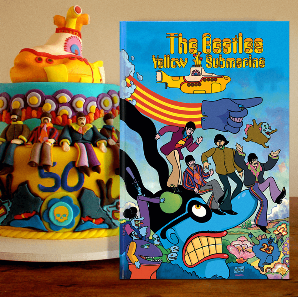 Bill Morrison, Beatles, Yellow Submarine