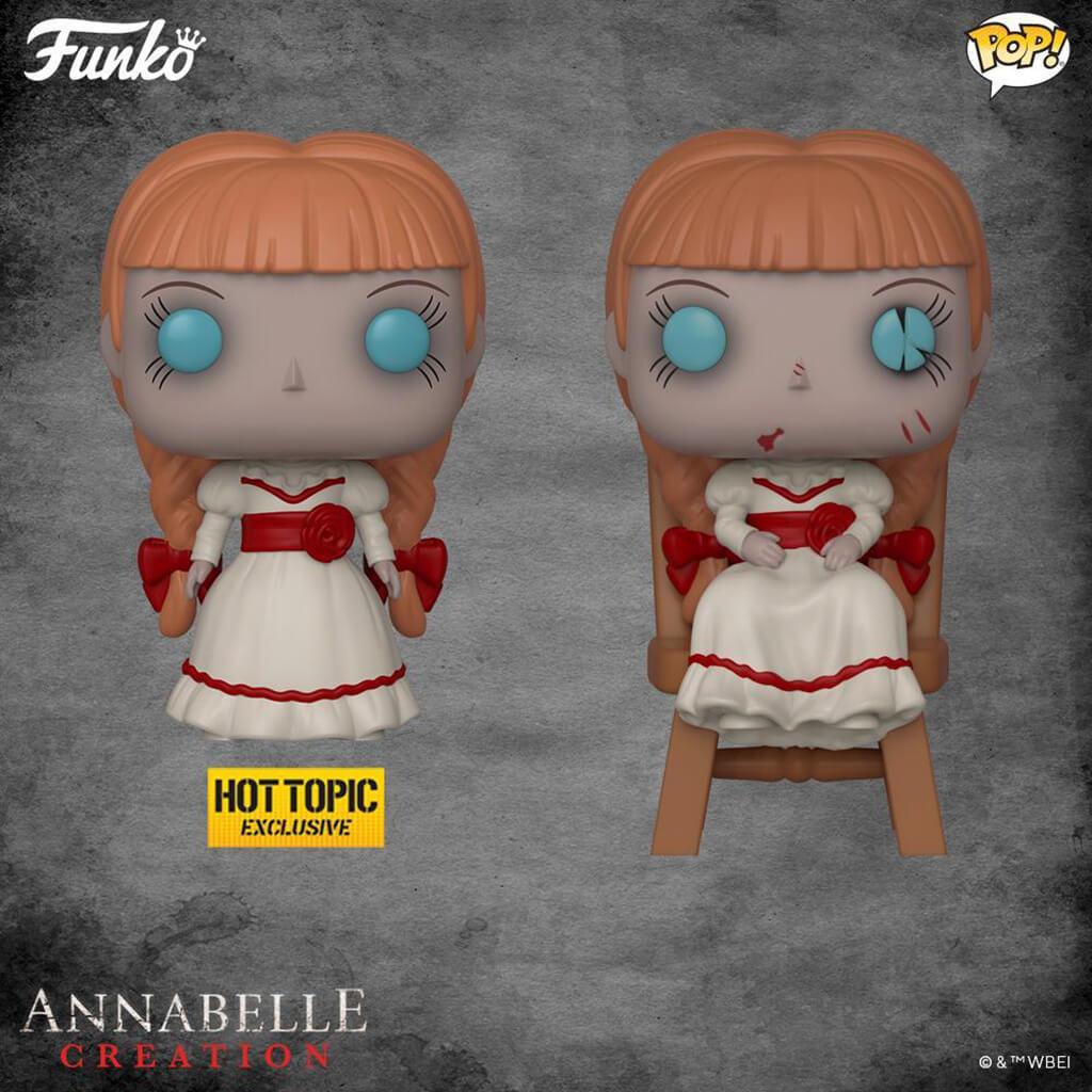 Funko Annabelle DarkSide