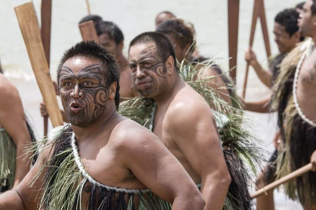 O povo maori e sua relação com a morte
