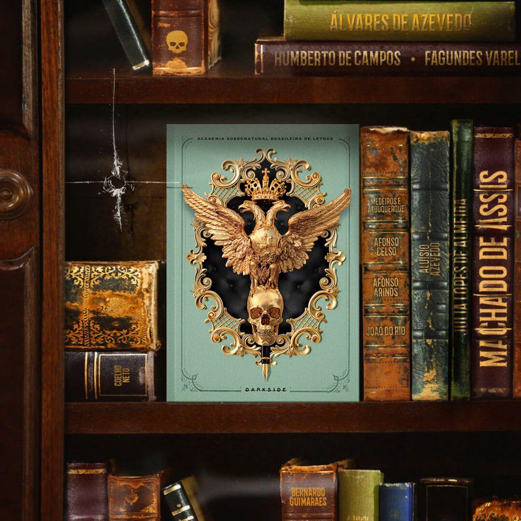 Medo Imortal, coleção Medo Clássico da DarkSide Books