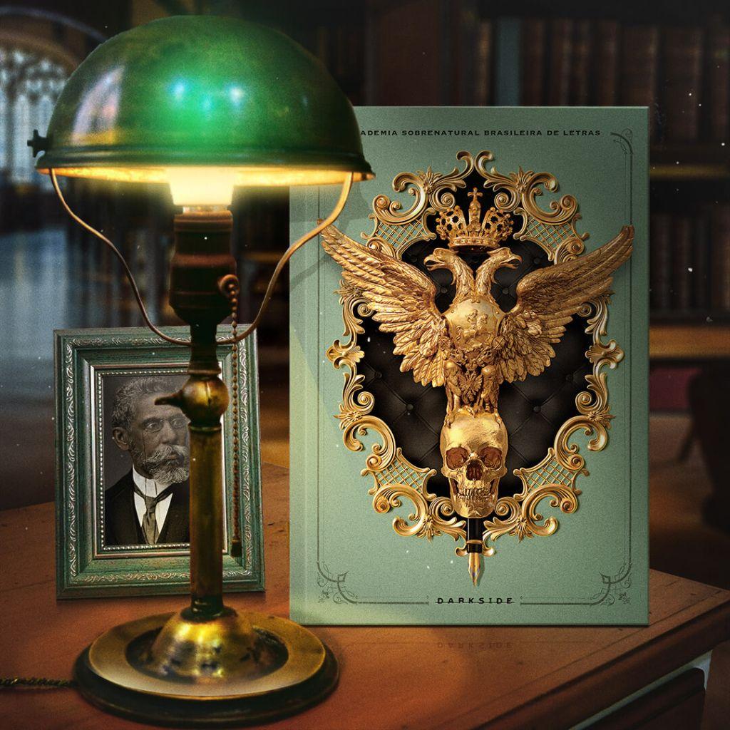 Machado de Assis e a antologia Medo Imortal, da DarkSide Books
