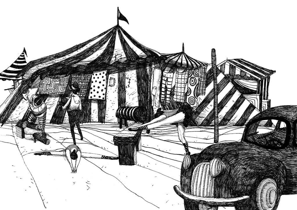 O Circo Mecânico Tresaulti, de Genevieve Valentine