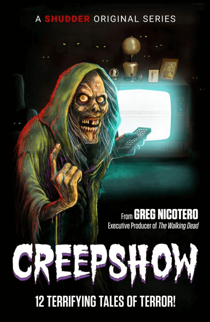 Creepshow, série da Shudder inspirada na HQ lançada pela DarkSide Books