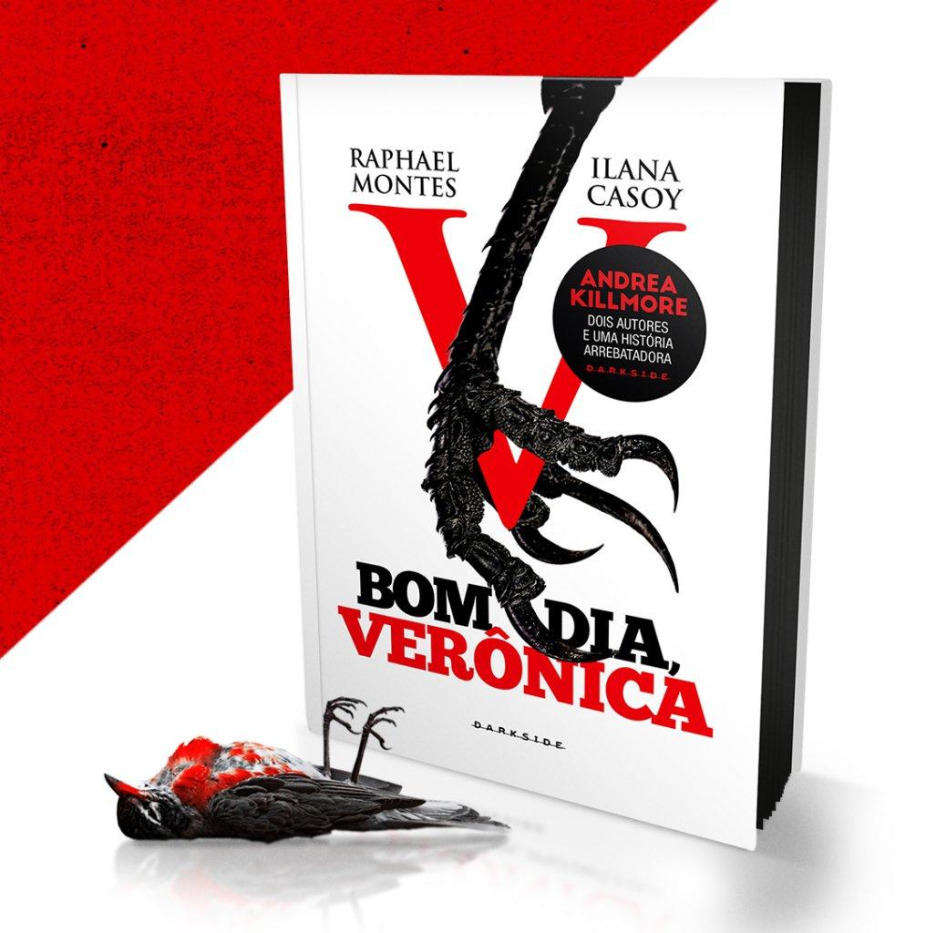 Bom Dia, Verônica, de Ilana Casoy e Raphael Montes (DarkSide Books)