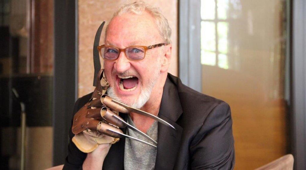 A Hora do Pesadelo, Robert Englund que viveu Freddy Krueger