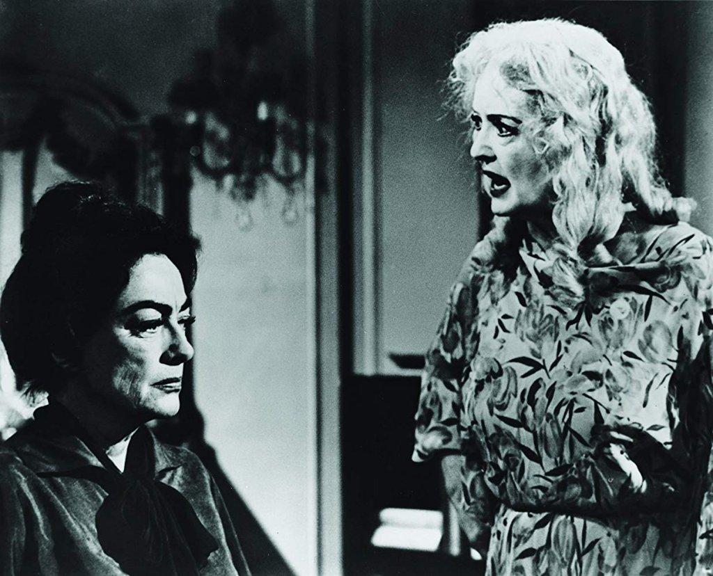 Cena do filme O que terá acontecido a Baby Jane?