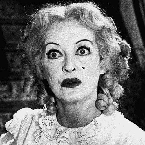 Atriz do filme O que terá acontecido a Baby Jane?