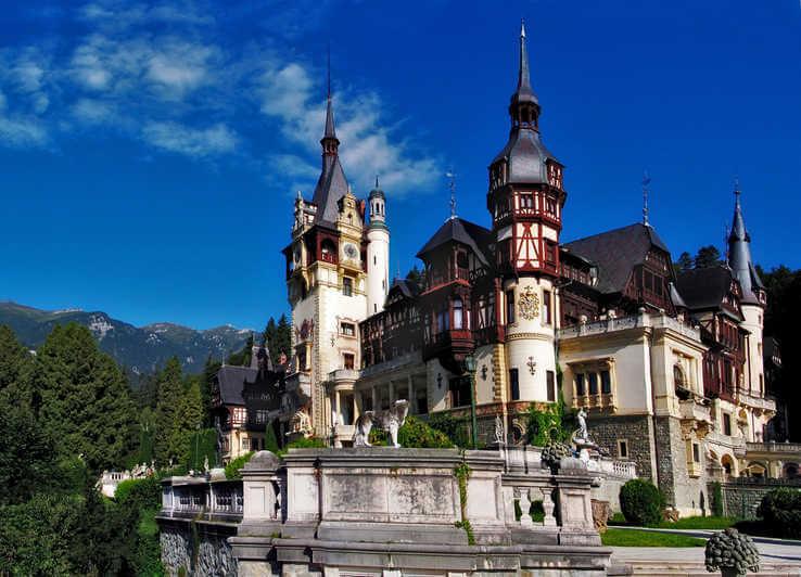 Castelo de Peleș