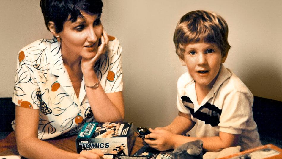 Susan e o filho