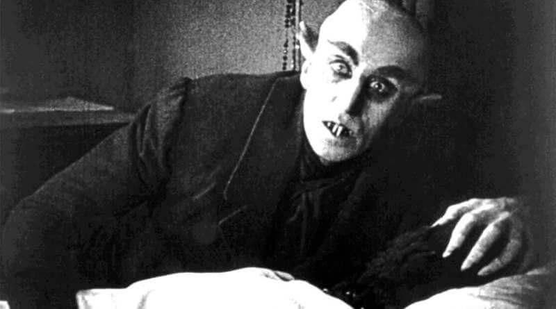 NOSFERATU, filme de 1922