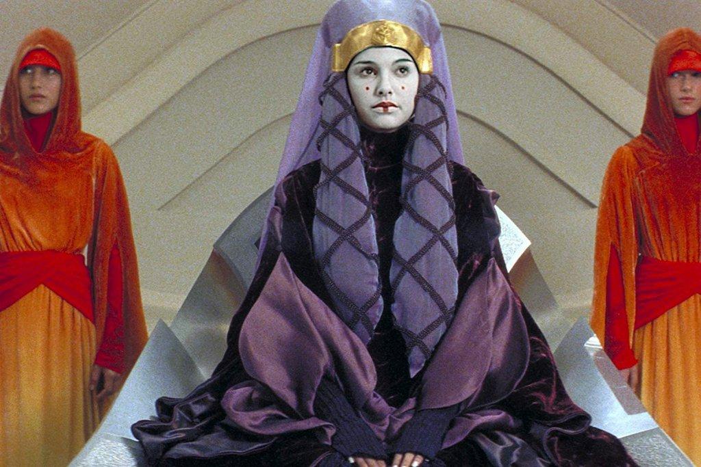 Rainha Padmé Amidala