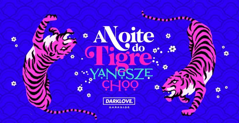 Lançamento Darklove: A Noite do Tigre